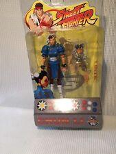 SOTA Street Fighter 15th Anniversary  Round 1 CHUNG LI Figure Set Capcom