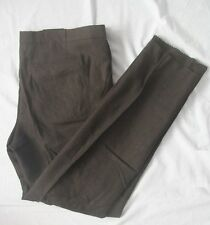 ORIGINAL Pantalon HUGO BOSS Hobario Lin taille : 56 - 40 R US  noir neuf