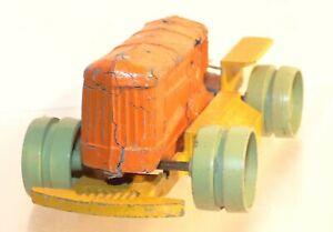 FV04 Crescent Toys very rare 1822 Caterpillar Tractor to restore