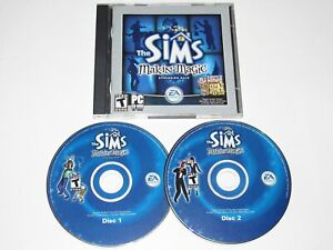 The Sims Makin' Magic PC Expansion Game 2003 Complete With Key