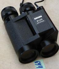 ZEISS FERNGLAS 8x20; 8 x 20 BINOCULARS -super klein und mega handlich (k63)