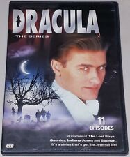 Dracula Series Volume One - 11 Episodes ! [DVD, 2004] VG+