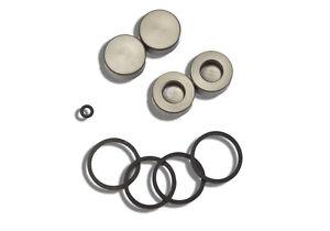 pinza freno Ajp 25 doppio pistoncino - kit revisione pistoncini gommini OSSA