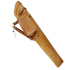TRADITIONAL ARCHERY LEATHER SIDE/HIP QUIVER AQ117 R/H