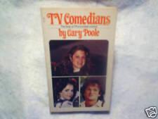 1979 TV COMEDIANS PAPERBACK Andy Kaufman Robin Williams Gilda Radner