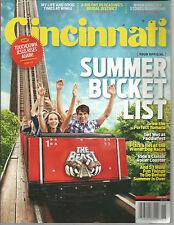 Cincinnati Magazine June 2011 Summer Bucket List/Bridal District/Grocery Stores