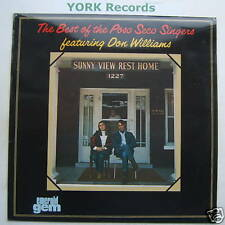 POSO PECO SINGERS - Best Of Ft Don Williams - Ex LP