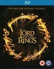 Lord of The Rings Trilogy 5017239151415 Blu Ray Region 2 P H