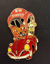 KW Oktoberfest Car Lapel Pin. Kitchener Ontario 2nd Largest 'Fest in the World