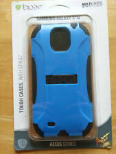 BRAND NEW AND SEALED TRIDENT AEGIS SAMSUNG S4 CASE BLUE