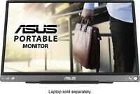 ASUS - ZenScreen  MB16ACE 15.6Portable Monitor (USB) - Dark Gray