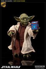 Sideshow Collectibles YODA JEDI MASTER EXCLUSIVE Star Wars 5.5 Figure No Shipper
