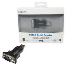 Usb2.0 Adaptor to Serial Interface rs232 Windows 10 support USB-Com Port Cable