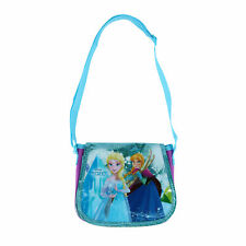New Disney Girl's Frozen 2 Flap Over Crossbody Bag