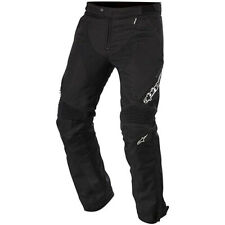 Alpinestars Men's Raider Drystar Motorcycle Riding Pant, Black, X-Large