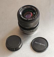 Objectif Lens  Zoom Olympus Zuiko OM 4 35-70 mm