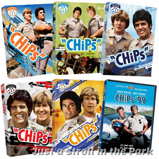 CHiPs: TV Series Complete Seasons 1 2 3 4 5 + Reunion Movie '99 Box / DVD Set(s)