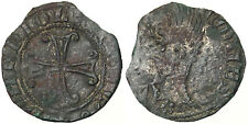 Sesino Gian Galeazzo Visconti 1385-1395 Milano Raro Rare #3193A