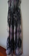 TED BAKER GOWN SIZE 1 AU/UK 8 AU4