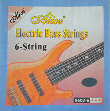 1 Set Alice Bass Corde per 6 Stringa bass