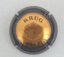 capsule champagne KRUG petit K blason n°48b millésime 1996 32mm