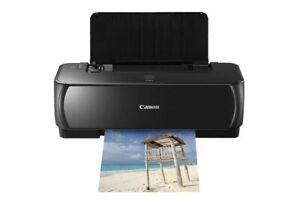 Canon PIXMA IP1800 Digital Photo Inkjet Printer FACTORY SEALED
