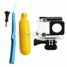Floaty Floating Hand Grip Handle Mount Accessory + Strap For GoPro Hero 3+ 3 2 4