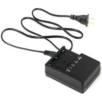 LP-E6 Battery Charger For Canon EOS 5D2 5D3 7D 60D LP-E6 1set Black