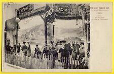 """cpa PARIS SALON de l'AUTOMOBILE 1905 STAND Magasin """"THE SPORT"""" 17 Bd MONTMARTRE"""