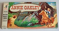 1955 Annie Oakley Board Game by Milton Bradley - First Edition & 100% Complete
