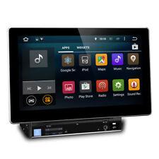 """10.1"""" ANDROID DOPPIO DIN STEREO AUTO LETTORE DVD CON GPS USB SD AUX Dello Schermo Specchio"""