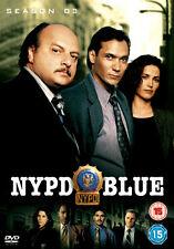 DVD:NYPD BLUE SERIES 3 - NEW Region 2 UK