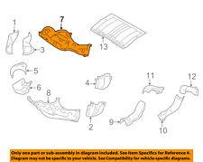 TOYOTA OEM Heat Shields-Exhaust-Converter Shield SU00301156
