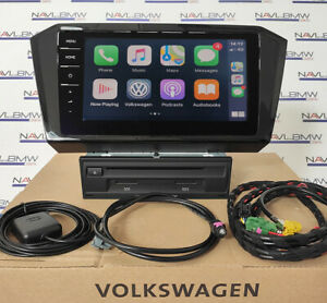 "VW Passat B8 & Arteon MIB 2.5 Discover Pro 9.2"" Touch Screen VW CP FREE Unlocked"