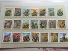 South Africa FDC covers and 2 complete stamp sets
