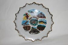 """State Of New Mexico 8"""" Collector Plate Free Shipping"""
