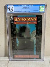 Sandman #8 CGC 9.6 NM+ Gaiman 1989 First Death