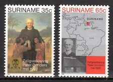 Suriname - 1982 Father Donders - Mi. 985-86 MNH