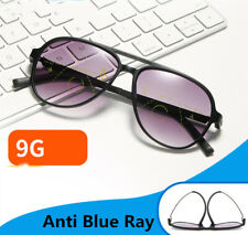 No screw design Tint Sunglasses Progressive Multifocal Reading glasses Pilot