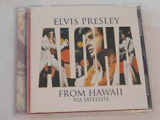 Aloha from Hawaii via Satellite by Elvis Presley CD 1998 BMG Music Burning Lov x