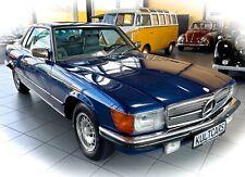 *SAMMLER-FAHRZEUG* Mercedes 450SLC Coupe W107 Rarität im Oldtimer Museum