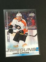F60263  2019-20 Upper Deck #208 Connor Bunnaman YG RC YOUNG GUNS FLYERS
