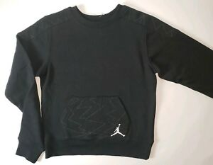 Nike Air Jordan Girls Pullover Sweatshirt Sweater Size XXL