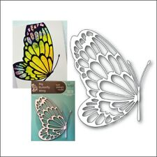 Big Butterfly Wing die Memory Box cutting dies 99943 Animals insects profile