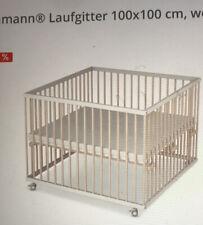 Sämann® Laufgitter 100x100 cm,mit Schlange Handmade ,Natur ,verstellbar