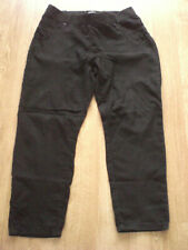 Ladies Black Jeggings, Roman, Size 12