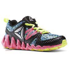 Reebok Zigtech Running Shoes Girls Size 7 New