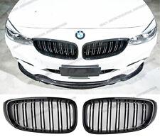BMW 3 Series GT Gran Turismo F34,M3 grille,double slat,M POWER,FULL GLOSS BLACK
