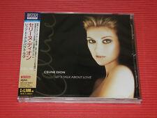 2018 JAPAN BLU-SPEC CD CELINE DION Let's Talk About Love