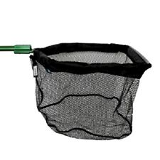 Pondxpert Heavy Duty Pond Fish Catching Net Head ONLY, Pole Required to Operate